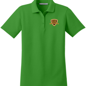 Cactus Green Polo Shirt by Espresso & Exotics